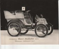Photo Auto-Revue : Collection Henri Malartre Lyon 69 - Tonneau Cottereau 1903 - Cars