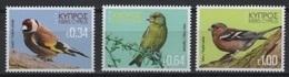 Cyprus (2018) - Set -  /  Aves - Birds - Oiseaux - Vogel - Oiseaux