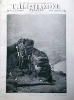 L'Illustrazione Italiana 9 Dicembre 1917 WW1 Brenta Tomba Alleati Nitti Pichon - Guerra 1914-18