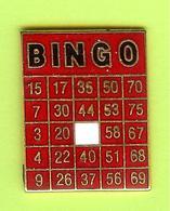 Pin's Bingo - 5V10 - Games