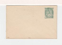 Entier Postal Enveloppe Type Blanc 5 C. 1924. 530 (2433x) - Postal Stamped Stationery