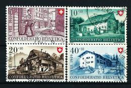 Suiza Nº 477/80 USADO - Suiza