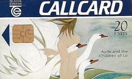 IRLANDA- CARTA PREPAGATA-CALLCARD - Irlanda