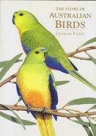 AUSTRALIA 1998 WWF Book On Australian Birds (40 Pages + Serie MNH) - W.W.F.
