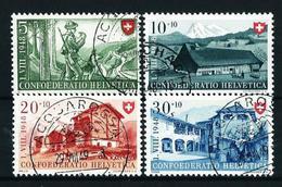 Suiza Nº 457/60 USADO - Switzerland