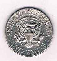 HALF DOLLAR 1971 USA /5364/ - Émissions Fédérales