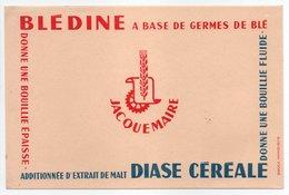 - BUVARD BLÉDINE - DIASE CÉRÉALE - JACQUEMAIRE - - Alimentaire