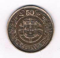 50 CENTAVOS 1926 PORTUGAL /5369/ - Portugal