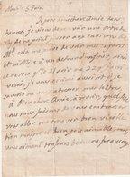 DOCUMENT : LETTRE DE LA MARQUISE DE MONTIJO . FORME DE SAUF CONDUIT DONNE A Mr DE BREMOND . 1808 . - Documents
