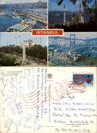 ISTANBUL,TURKEY POSTCARD - Türkei
