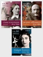 H01 Portugal 2019 Figures In World History And Culture MNH Postfrisch - 1910-... République