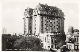 BUENOS AIRES-PLAZA HOTEL-NON VIAGGIATA-REAL PHOTO - Argentina