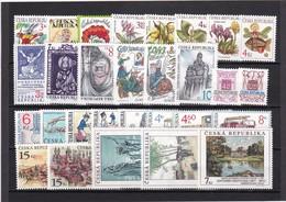 (K 4192) Tschechische Republik, Kpl. Jahrgang 1997** - Czech Republic