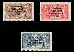 Irlande YT N° 13/15 Neufs *. B/TB. A Saisir! - 1922 Gouvernement Provisoire