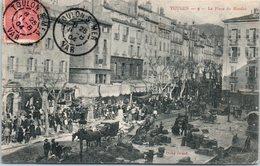 83 - TOULON -- La Place Du Marché - Toulon