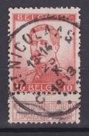 N° 111 ST NICOLAAS - 1912 Pellens