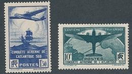CZ-70: FRANCE:lot Avec  N°320/321**GNO - Unused Stamps