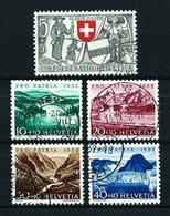 Suiza Nº 521/5 USADO - Suiza