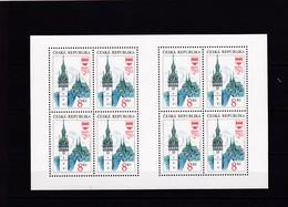 (K 4194) Tschechische Republik, KB Nr. 9** - Blocks & Kleinbögen