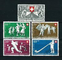 Suiza Nº 507/11 USADO - Suiza