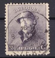 Roi Casque :  LIER LIERRE - 1919-1920 Roi Casqué