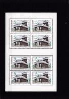 (K 4193c) Tschechische Republik, KB Nr. 6** - Blocks & Sheetlets