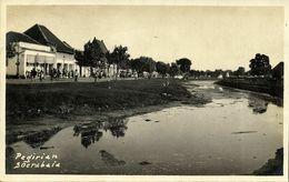 Indonesia, JAVA SOERABAIA, Pegirian (1920s) RPPC Postcard - Indonesië