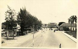 Indonesia, JAVA SOERABAIA, Passer Besar (1920s) RPPC Postcard - Indonesië