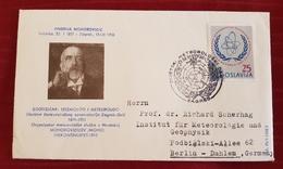 ANDRIJA MOHOROVIČIĆ, SEISMOLOGY, GEOPHYSICS, METEOROLOGY - Umweltschutz Und Klima