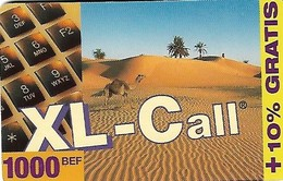 BELGIO-CARTA PREPAGATA-XL CALL - Belgio