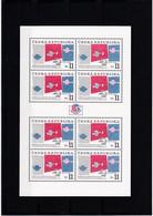 (K 4194a) Tschechische Republik, KB Nr. 48** - Blocks & Sheetlets