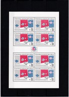 (K 4194a) Tschechische Republik, KB Nr. 48** - Blocks & Kleinbögen