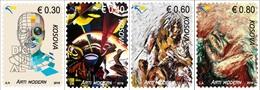 Kosovo Stamps 2019. Modern Arts. Set MNH - Kosovo