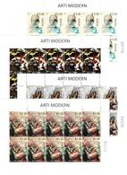Kosovo Stamps 2019. Modern Arts. Mini Sheet MNH - Kosovo