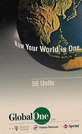 ITALIA-CARTA PREPAGATA- GLOBAL ONE - Schede GSM, Prepagate & Ricariche