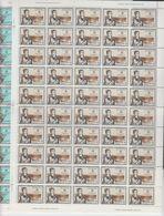 Europa Cept 1980 Greece 2v  Sheetlets Of 50v (shtlts Are 1x Folded) ** Mnh (F7905) - 1980