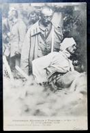 CPA - Prisonniers Allemands à Toulouse - Un Bléssé Grièvement Touché - 1914 - Militaria - Guerre 1914-18