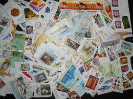 Collection , Allemagne 70 Grammes De Timbres Obliteres - Briefmarken