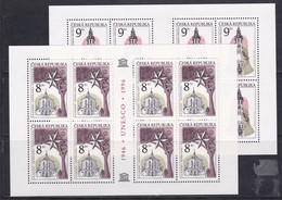 (K 4195a) Tschechische Republik, KB Nr. 119 /20** - Blocks & Sheetlets
