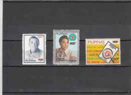 Filipinas Nº 1359 Al 1361 - Filipinas
