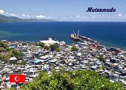 AK Komoren Comoros Anjouan Mutsamudu Aerial View Comores New Postcard - Comoros
