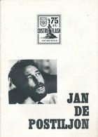 25/960 --  Fascicule DISTRIFLASH Poste Privée , Jan De Postiljon , Par Jan Aerts , 25 Pg. - Philatelie Und Postgeschichte
