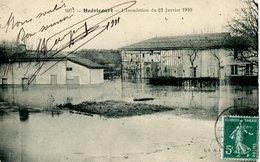 14109 - HOERICOURT  :  L'INNONDATION DU 21  JANVIER 1910 - Otros Municipios