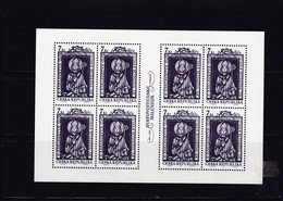 (K 4195c) Tschechische Republik, KB Nr. 141** - Blocks & Sheetlets