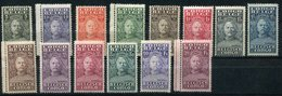 CONGO BELGE COB N°135 / 149 ** EXPLORATEUR HENRI MORTON STANLEY - 1923-44: Mint/hinged