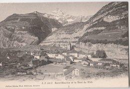 SAINT-MAURICE (Suisse: VS Valais) Et La Dent Du Midi - VS Valais
