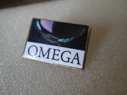 PIN'S   OPEL   OMEGA - Opel
