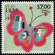 Mexico (2015) - Set  -  /  Enfants - Children - Love - Amour - Butterflies - Butterfly - Papillons - Mariposas - Mariposas