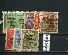 SBZ, Xx, O, Allg. Ausgaben, 200 - 206 - Sowjetische Zone (SBZ)