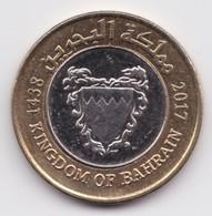 Bahrain 100 Fils 2017-1438 A/unc - Bahreïn